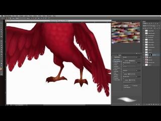 как рисовать арты на компьютере - фото 11